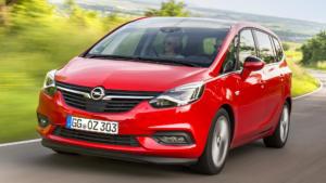 Opel Zafira С