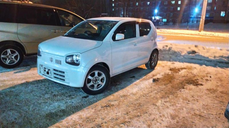 Фото авто Suzuki Alto