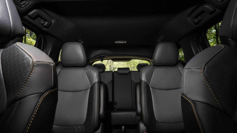 Toyota Sienna фото салона