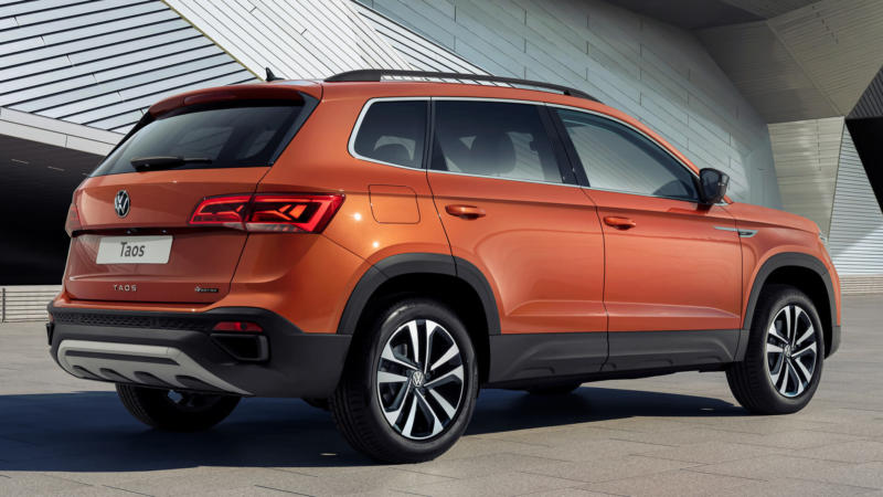 Volkswagen Taos 2020