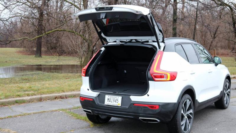 Багажник Volvo XC40