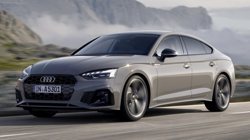 Фото авто Audi A5