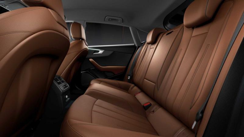 Audi A5 Sportback фото салона