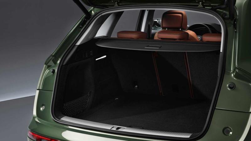 Багажник Audi Q5