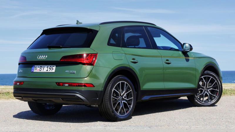 Audi Q5 фото авто