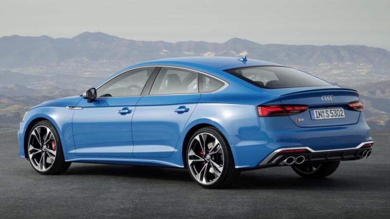 Фото авто Audi S5