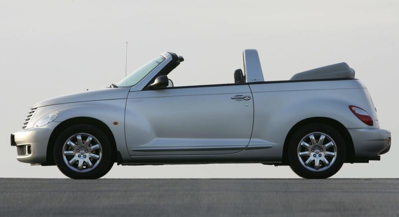 Chrysler PT Cruiser вид сбоку