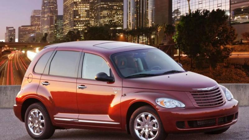 Фотография Chrysler PT Cruiser