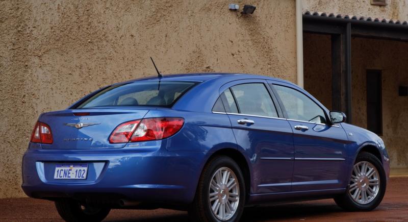 Chrysler Sebring фото авто
