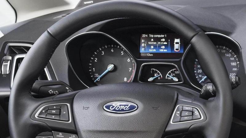 Рулевое колесо Ford C-Max