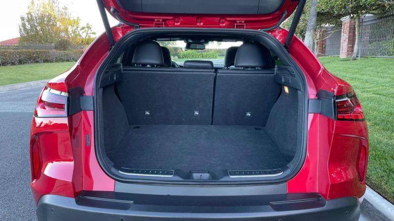 Багажник Infiniti QX55