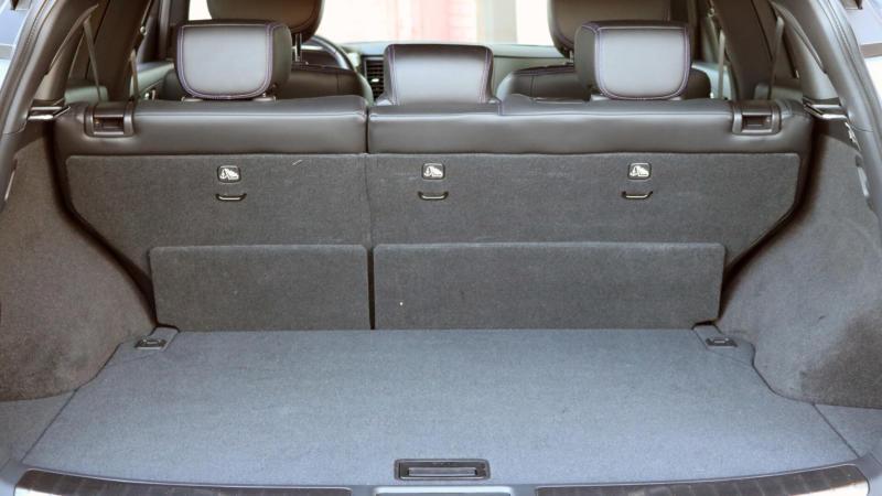 Багажник Infiniti QX70