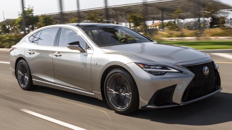 Lexus LS фото авто