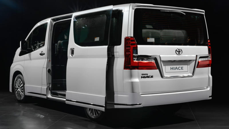 Toyota Hiace H300