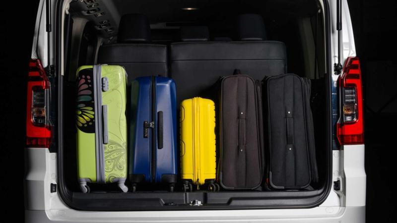 Багажник Toyota Hiace