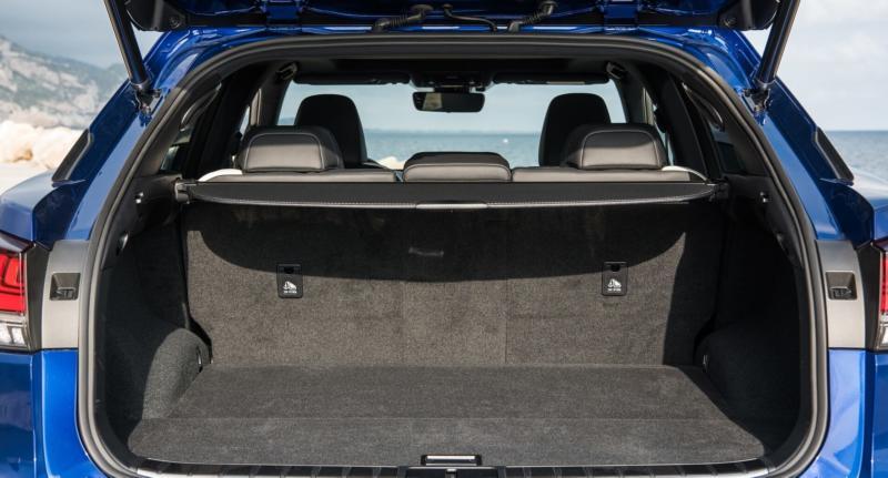 Багажник Lexus RX