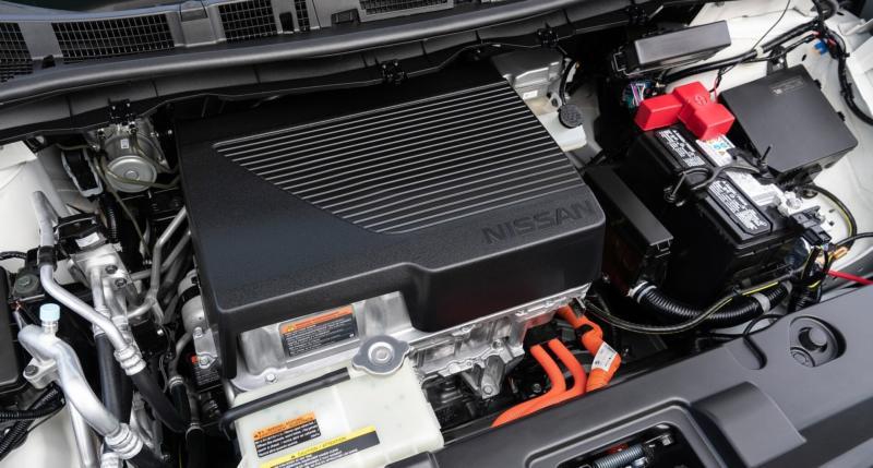 Двигатель Nissan Leaf