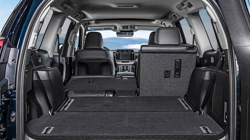 Багажник Toyota Land Cruiser Prado