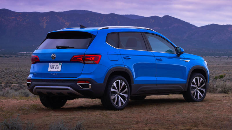 Фотография Volkswagen Taos