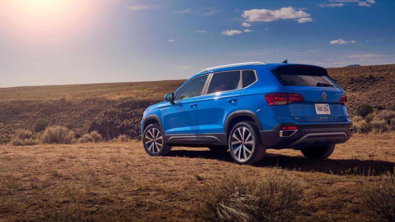 Фото Volkswagen Taos