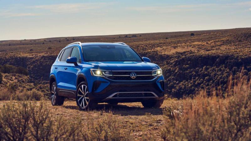 Новый Volkswagen Taos