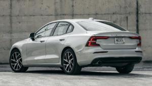 Новый Вольво S60