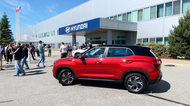 Фотография Hyundai Creta