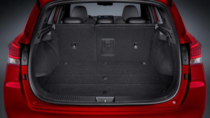 Багажник Hyundai i30