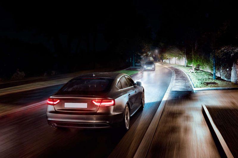 Виды автомобильного освещения