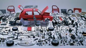 Как продавать автомобиль после аварии в Санкт-Петербурге?