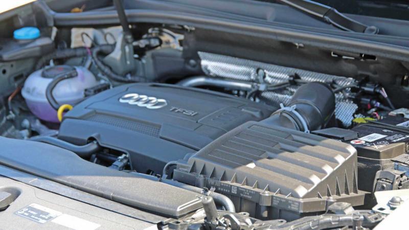 Двигатель Audi Q3
