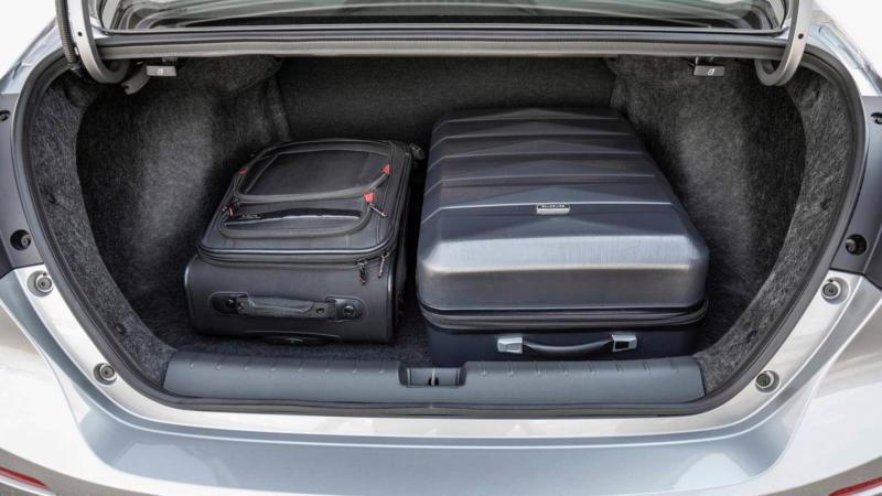 Багажник Honda Insight