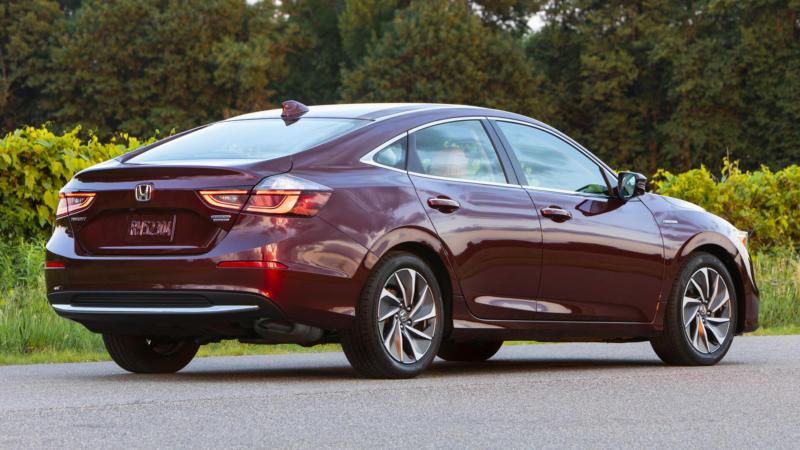 Новый Honda Insight