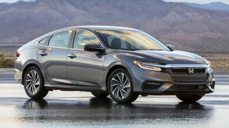 Honda Insight фото авто