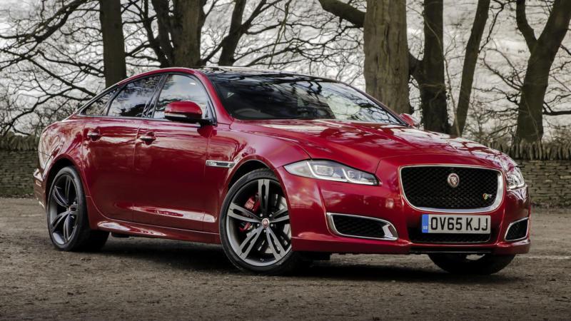 Фотография Jaguar XJ