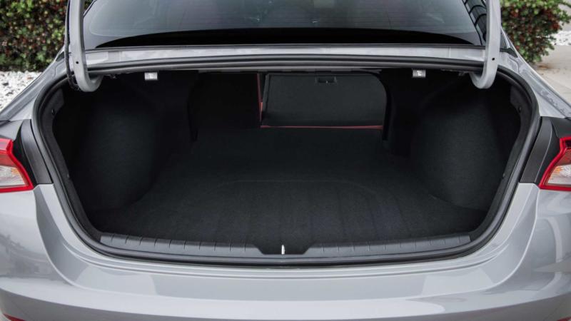 Багажник KIA K5