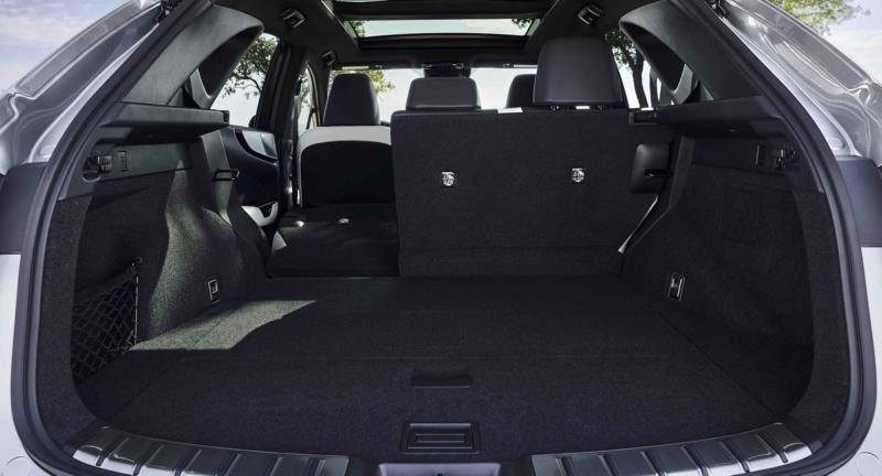 Багажник Lexus NX