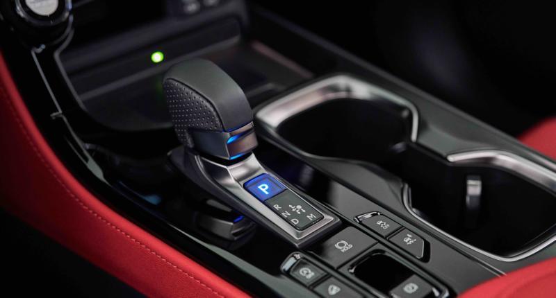 Коробка передач Lexus NX
