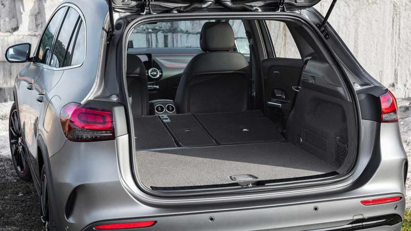 Багажник Mercedes-Benz GLA