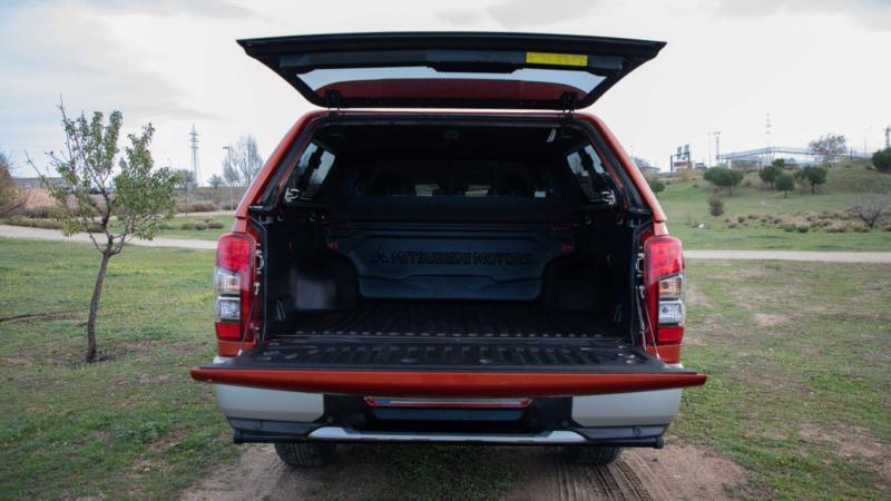 Багажник Mitsubishi L200