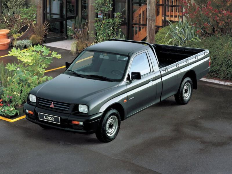 Mitsubishi L200 1996 года