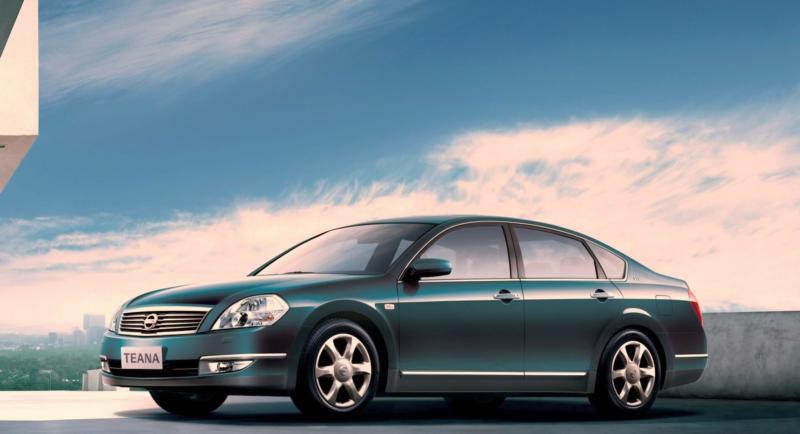 Nissan Teana 2005