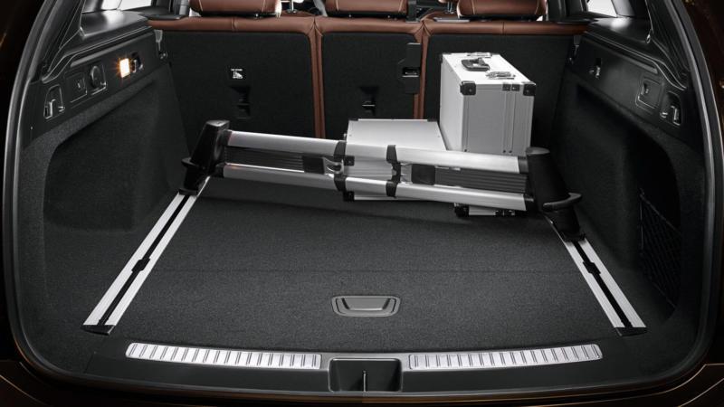 Багажник Opel Insignia