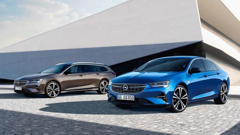 Фотография Opel Insignia