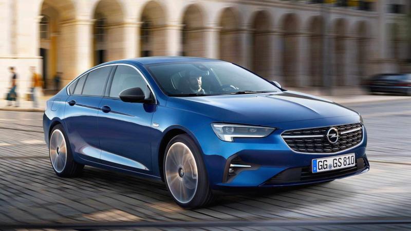 Седан Opel Insignia