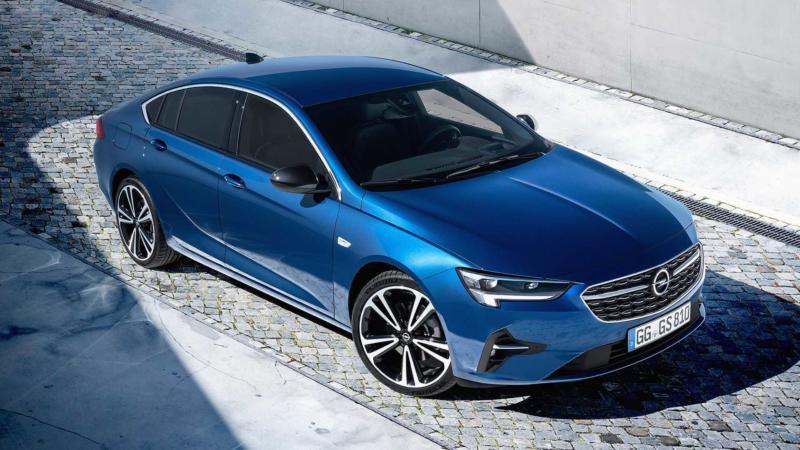 Opel Insignia фото авто