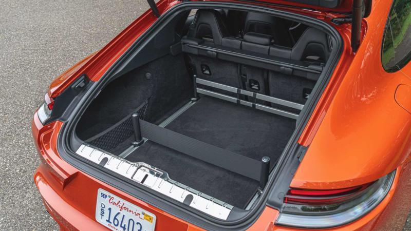 Багажник Porsche Panamera