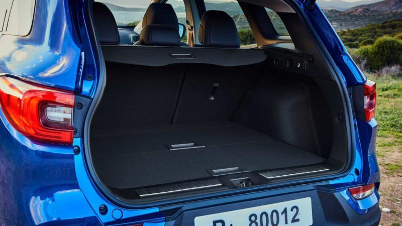 Багажник Renault Kadjar
