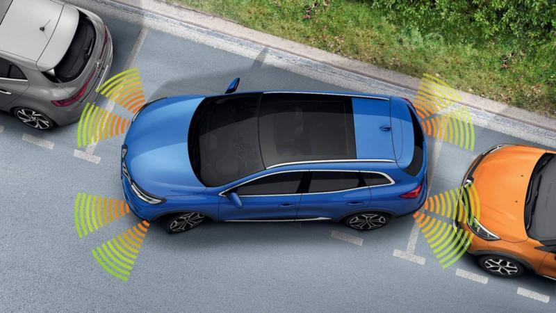 Безопасность Renault Kadjar