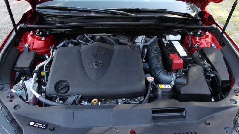 Двигатель Toyota Avalon